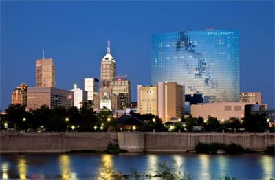 JW Marriott, Indianapolis