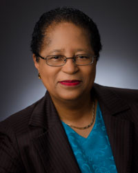 Shirley Ann Jackson, Ph.D. photo