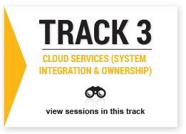 track 3 Cloud Services (System Integration & Ownership image