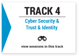track 4 Cyber Security & Trust & Identity image