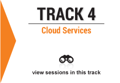 track 4 Cloud Services (Systems Integration & Ownership)image